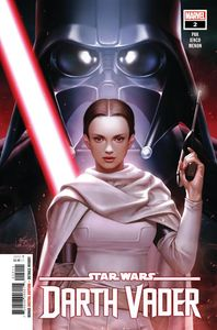 [Star Wars: Darth Vader #2 (Product Image)]