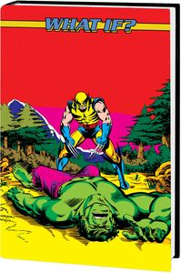 [What If? The Original Marvel Series: Omnibus: Volume 2 (Budiansky Cover Hardcover) (Product Image)]