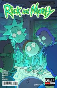 [Rick & Morty #9 (Product Image)]