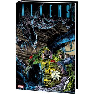 [Aliens: Omnibus: Volume 1 (Nelson DM Variant Hardcover) (Product Image)]