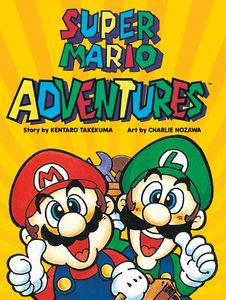 [Super Mario Adventures (Product Image)]