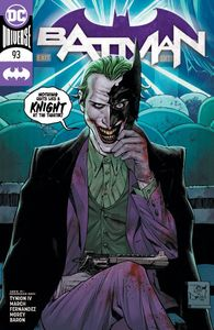 [Batman #93 (Joker War Tynion IV Signed) (Product Image)]