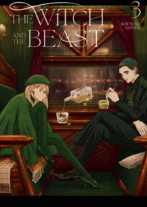 [Witch & Beast: Volume 3 (Product Image)]