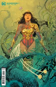 [Wonder Girl #1 (Cover B Bilquis Evely Card Stock Variant) (Product Image)]