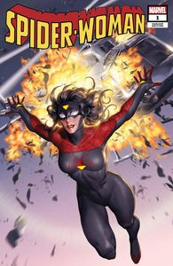 [Spider-Woman #1 (Yoon New Costume Cover) (Product Image)]