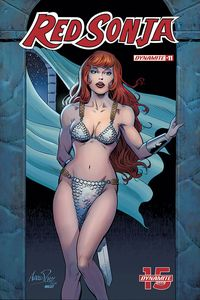 [Red Sonja #11 (10 Copy Pepoy Seduction Variant) (Product Image)]