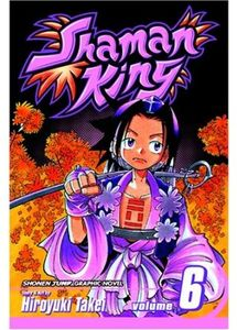 [Shaman King: Volume 6 (Product Image)]