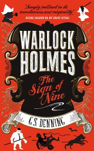 [Warlock Holmes: The Sign Of Nine (Product Image)]
