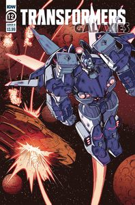 [Transformers: Galaxies #12 (Cover B Roche) (Product Image)]