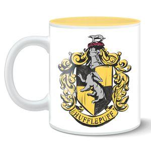 [Harry Potter: Mug: Hufflepuff House Crest (Product Image)]
