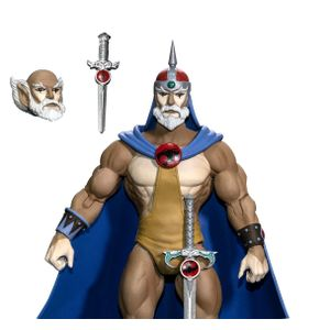 [Thundercats: Ultimates Action Figure: Jaga The Wise (Product Image)]