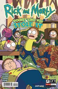 [Rick & Morty: Pocket Like You Stole It #2 (Product Image)]