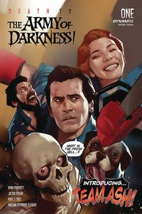 [The cover for Death To The Army Of Darkness #1 (Cover A Oliver)]