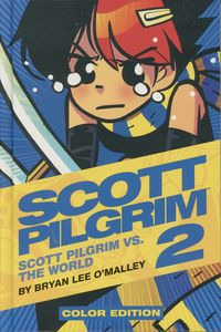 [Scott Pilgrim: Colour Edition: Volume 2: Scott Pilgrim Vs The World (Hardcover) (Product Image)]