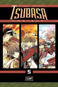 [Tsubasa: Omnibus: Volume 5 (Product Image)]