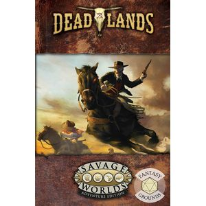 [Deadlands: The Weird West: Core Rulebook (Product Image)]