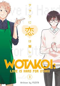 [Wotakoi: Love Is Hard For Otaku: Volume 3 (Product Image)]