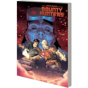 [Star Wars: Bounty Hunters: Volume 2: Target Valance (Product Image)]