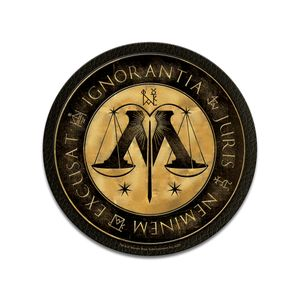 [Harry Potter: Circular Coaster: Ministry Of Magic (Product Image)]