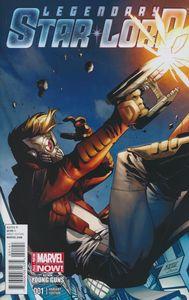 [Legendary Star-Lord #1 (Asrar Variant) (Product Image)]