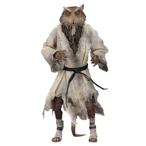 [Teenage Mutant Ninja Turtles (1990 Movie): Action Figure: Splinter (Product Image)]