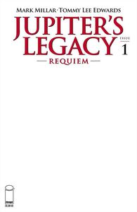 [Jupiter's Legacy: Requiem #1 (Cover G Blank Cover) (Product Image)]