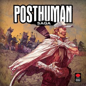 [Posthuman Saga: Base Game (Product Image)]
