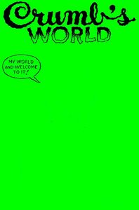 [Crumb's World (Hardcover) (Product Image)]