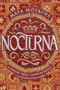 [Nocturna (Hardcover) (Product Image)]