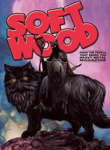 [Heavy Metal: Soft Wood One Shot (Cover B) (Product Image)]