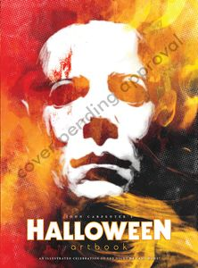 [John Carpenter's Halloween: Artbook (Hardcover) (Product Image)]