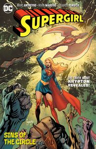 [Supergirl: Volume 2: Sins Of The Circle (Product Image)]