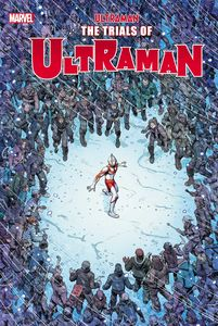 [Trials Of Ultraman #4 (Product Image)]
