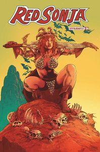 [Red Sonja #24 (Castro Bonus Variant) (Product Image)]