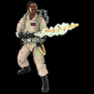 [Ghostbusters: Plasma Series Action Figure: Winston Zeddemore (Glow-In-The-Dark) (Product Image)]