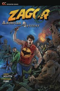 [Zagor: American Odyssey (Product Image)]