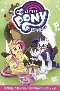 [My Little Pony: The Manga: Volume 2 (Product Image)]