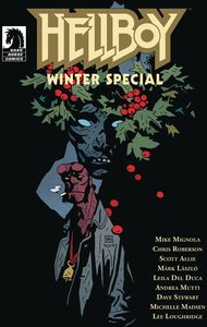 [Hellboy: Winter Special 2019 (Product Image)]