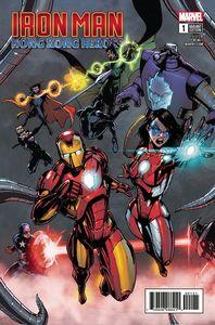[Iron Man: Hong Kong Heroes #1 (Crosby Variant) (Legacy) (Product Image)]