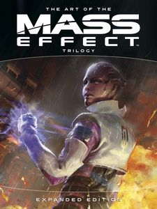 [The Art Of The Mass Effect Trilogy: Expanded Edition (Hardcover) (Product Image)]