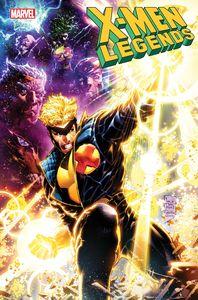 [X-Men: Legends #6 (Tan Variant) (Product Image)]