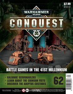[Warhammer 40K: Conquest: Figurine Collection #62 (Product Image)]
