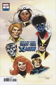 [Giant Size: X-Men Tribute: Wein Cockrum #1 (Hidden Gem Variant) (Product Image)]