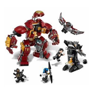 [LEGO: Avengers: Infinity War:Hulkbuster Smash Up (Product Image)]
