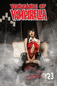 [Vengeance Of Vampirella #23 (Cover D Cosplay) (Product Image)]