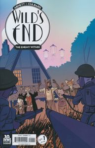 [Wild's End: The Enemy Within #1 (Product Image)]