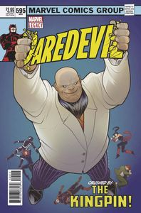 [Daredevil #595 (2nd Printing Torque Variant) (Legacy) (Product Image)]