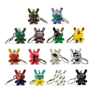[Kidrobot: Keychain: Andy Warhol Dunny Series (Product Image)]