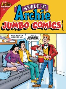 [World Of Archie: Jumbo Comics Digest #77 (Product Image)]