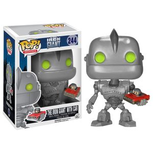 [The Iron Giant: Pop! Vinyl Figures: iron Giant With Car (Product Image)]